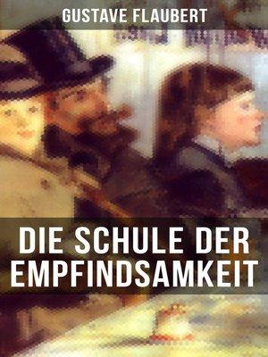 cover image of Die Schule der Empfindsamkeit
