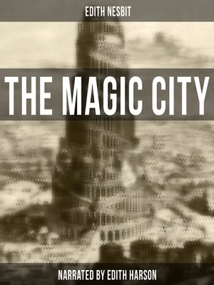 cover image of The Magic City