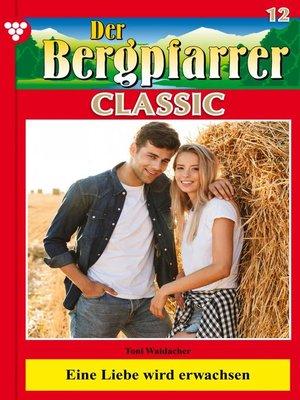 cover image of Der Bergpfarrer Classic 12 – Heimatroman