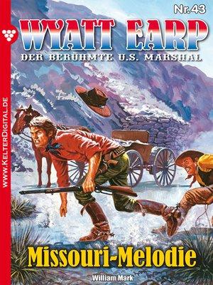 cover image of Wyatt Earp 43 – Western