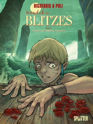cover image of Kind des Blitzes. Band 3