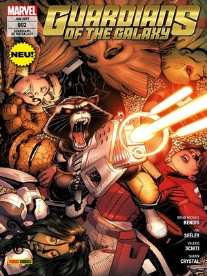 cover image of Guardians of the Galaxy 2