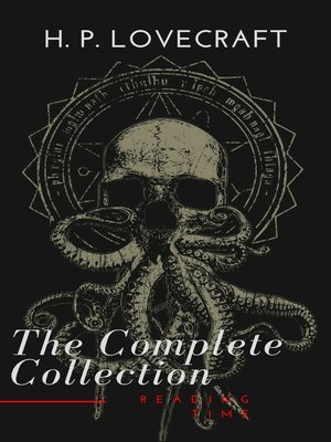 cover image of H. P. Lovecraft