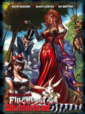 cover image of Wonderland, Band 3--Flucht aus dem Wunderland