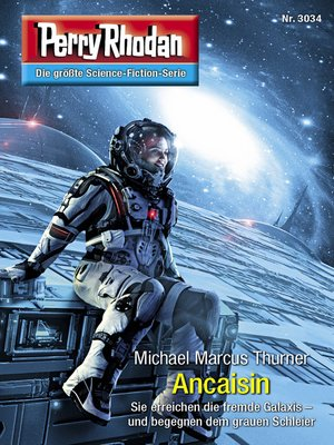 cover image of Perry Rhodan 3034