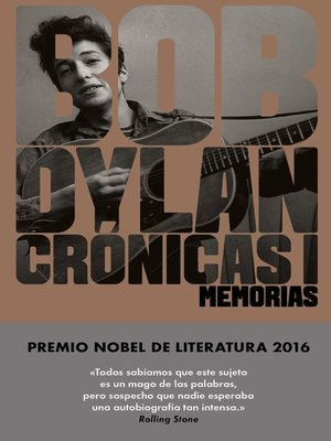 cover image of Crónicas I