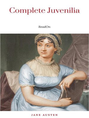 cover image of The Juvenilia of Jane Austen (Classic Books on Cassettes Collection) [UNABRIDGED]