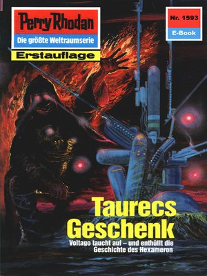 cover image of Perry Rhodan 1593