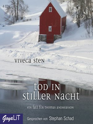 cover image of Tod in stiller Nacht