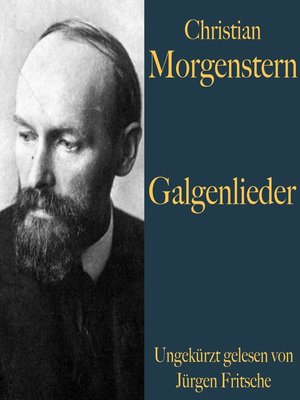 cover image of Christian Morgenstern