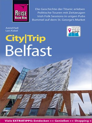 cover image of Reise Know-How CityTrip Belfast