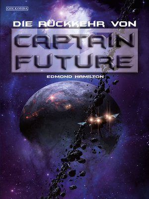 cover image of Captain Future 21
