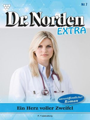 cover image of Dr. Norden Extra 7 – Arztroman