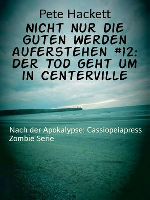 cover image of Nicht nur die Guten werden auferstehen #12