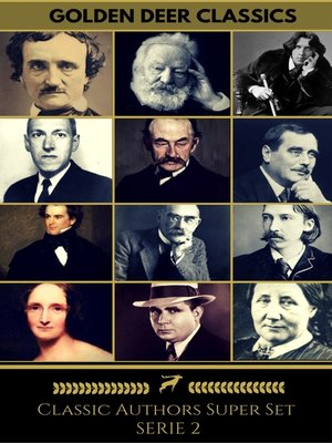 cover image of Classics Authors Super Set Series 2 (Golden Deer Classics)