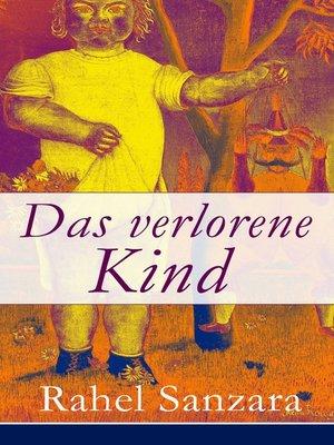cover image of Das verlorene Kind