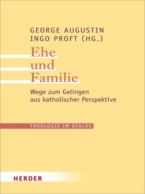 cover image of Ehe und Familie