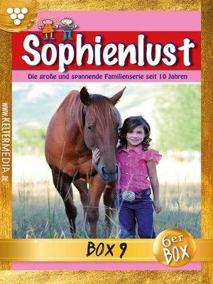 cover image of Sophienlust Jubiläumsbox 9 – Familienroman