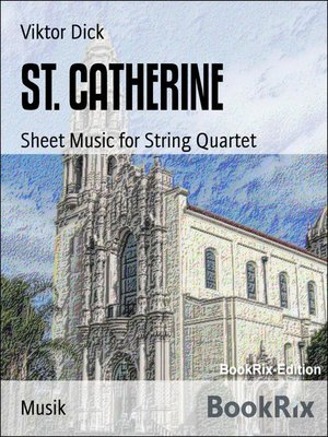 cover image of ST. CATHERINE
