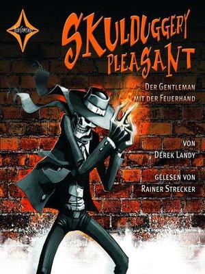 cover image of Skulduggery Pleasant, Folge 1
