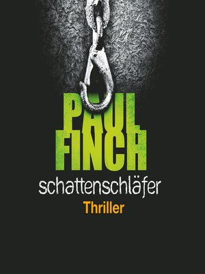 cover image of Schattenschläfer