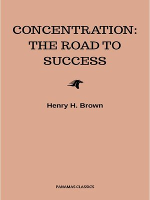 cover image of Concentration