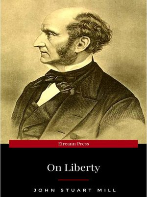cover image of On Liberty