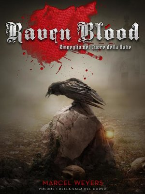 cover image of Raven Blood