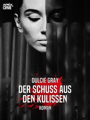cover image of DER SCHUSS AUS DEN KULISSEN