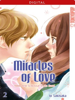 cover image of Miracles of Love--Nimm dein Schicksal in die Hand 02