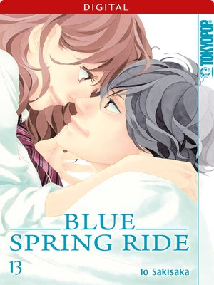 cover image of Blue Spring Ride 13