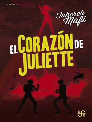 cover image of El corazón de Juliette