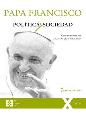 cover image of Política y sociedad