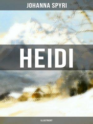 cover image of Heidi (Illustriert)