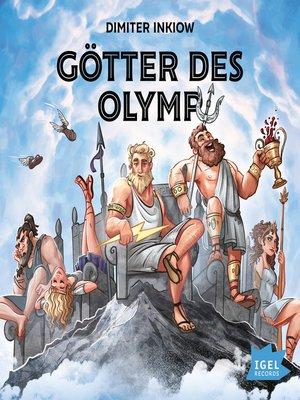 cover image of Götter des Olymp