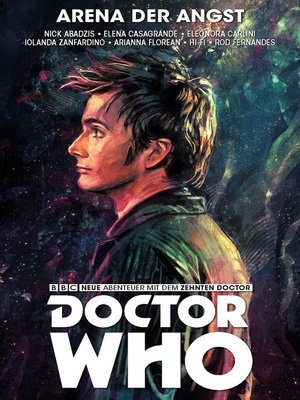 cover image of Doctor Who Staffel 10, Band 5--Arena der Angst