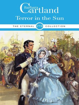 cover image of Terror in the Sun