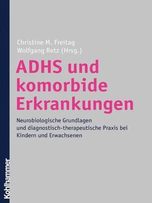 cover image of ADHS und komorbide Erkrankungen