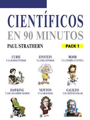 cover image of En 90 minutos--Pack Científicos 1