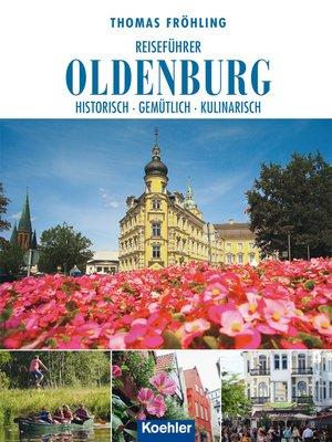 cover image of Reiseführer Oldenburg