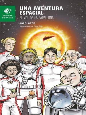cover image of Una aventura espacial