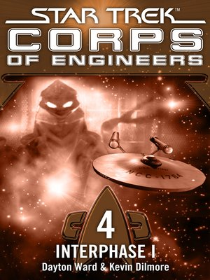 cover image of Star Trek--Corps of Engineers 04