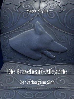 cover image of Die Braveheart-Allegorie