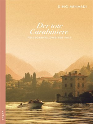 cover image of Der tote Carabiniere