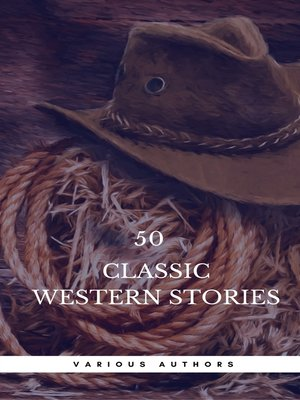 cover image of 50 Classic Western Stories You Should Read (Book Center)