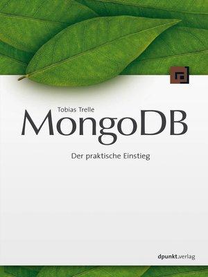 cover image of MongoDB