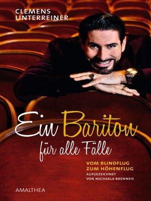 cover image of Ein Bariton für alle Fälle