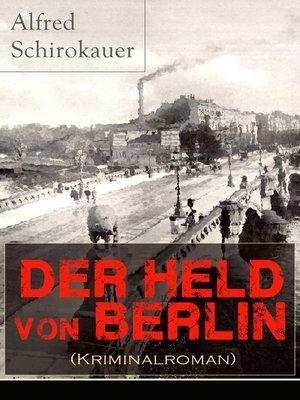 cover image of Der Held von Berlin (Kriminalroman)
