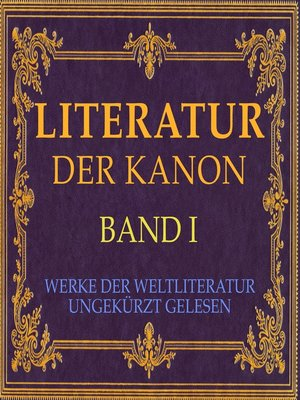cover image of Literatur