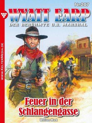 cover image of Wyatt Earp 207 – Western